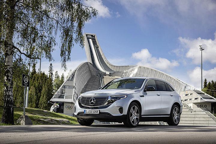 奔驰计划2022年推出第六款电动车,那前几款你都记得吗?