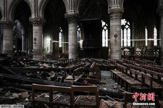 法国巴黎圣母院附近一儿童血铅超标 系火灾污染引起