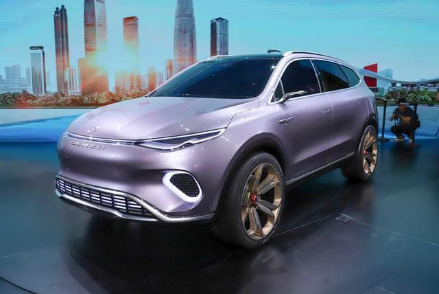 活久见:腾势终于发布全新车型,未来将并入奔驰销售