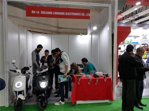 2019印度新德里新能源电动车展 Ev Expo