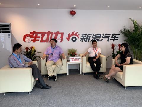 【重庆车展专访】 北京现代:将在中国市场掀新能源风暴