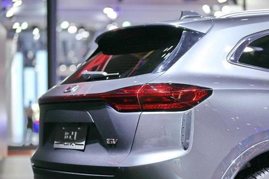 秘密代号B21 众泰重磅发布原创新车,这回没用皮尺部 !