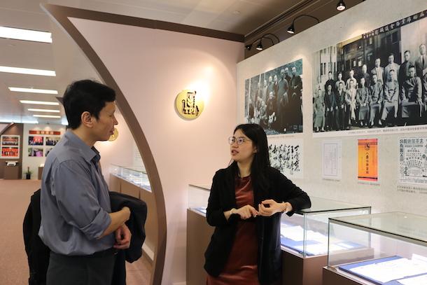 """""""歷九·彌新""""中國太平90週年歷史文化展拉開帷幕"""