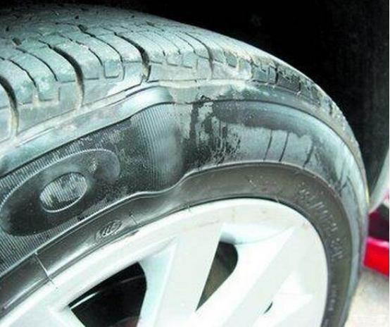 汽车轮胎到底能用多久?修车师傅:出现这3种情况马上更换