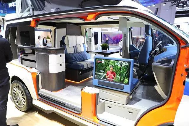 花20万买一辆MPV 就能瞬间拥有一台豪华房车?