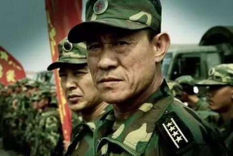 他就是中国人民解放军中央军事委员会联合参谋部