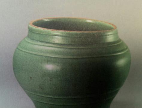 元代龙泉客的典型器物——龙泉窑青釉瓷罐
