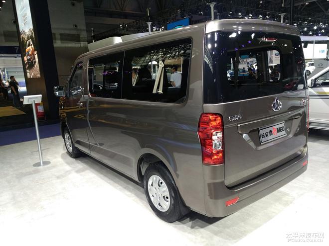 长安睿行M60于重庆车展首发,即将6月上市