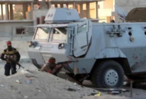 被叙利亚赶出去的IS恐怖分子又在埃及兴风作浪 西奈半岛不太平