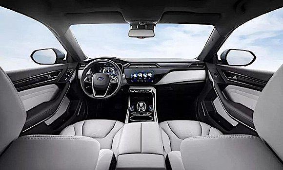 福特领界EV官图发布 新车预计于今年下半年上市