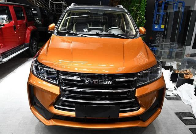北汽幻速S3大受欢迎,就可拿下7座SUV,太有诚意!