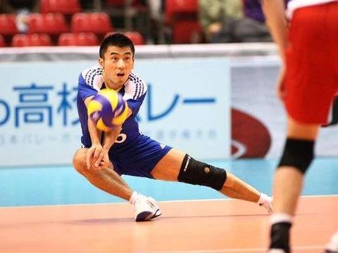 任琦成为过去唯一入选过,世界三大赛最佳阵容的中国男排运动员。
