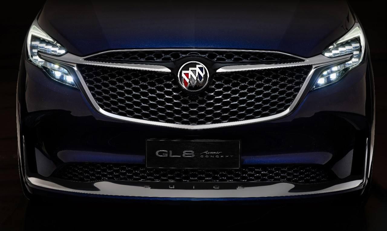 从GL8 Avenir概念车洞悉别克下一代GL8设计趋势