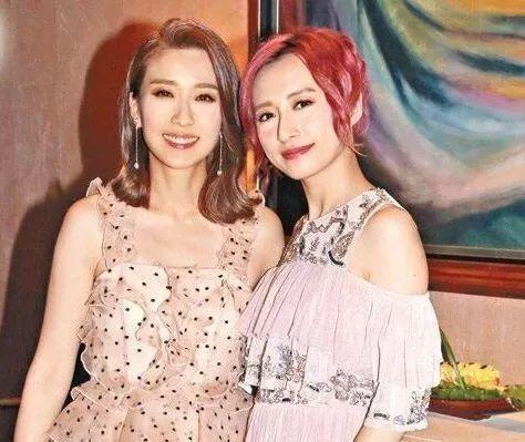 被指因出卖闺蜜私生活而感情破裂 TVB两大女神力证姐妹情不变