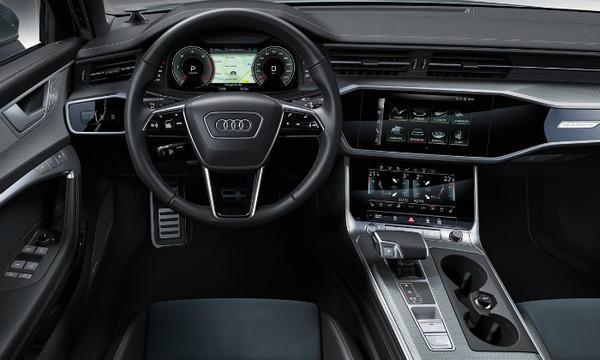 奥迪A6 allroad quattro满20岁!新一代奥迪A6欧洲开卖