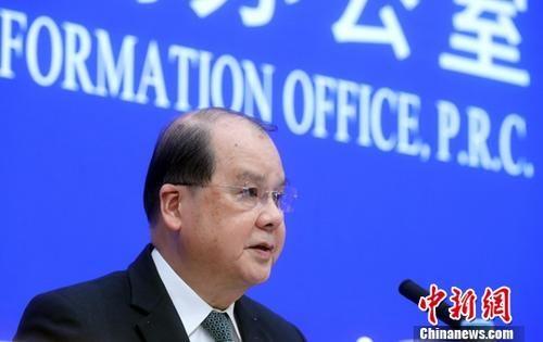 香港政务司长:升学阶梯多元化 职业专才教育前景佳