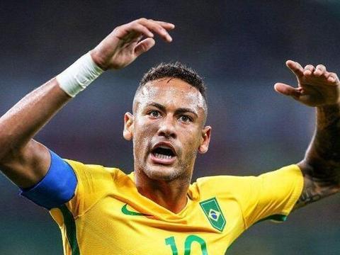 巴西唯一巨星内马尔伤退,为何现在足球王国不产巨星了?