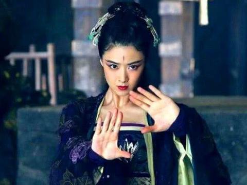 古装剧中最美的5位仙子,钟欣桐仅第二,第一超凡脱俗