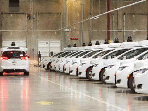 改进技术 Waymo提升自动驾驶汽车安全