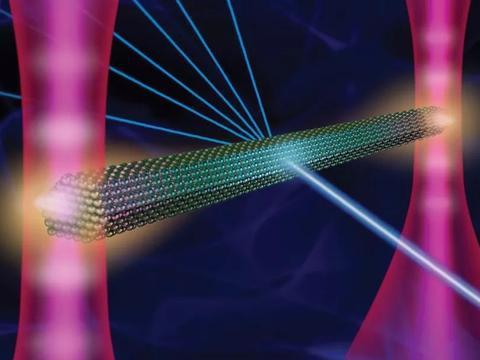 """光学""""镊子""""与X射线结合,可分析液体中的晶体!"""