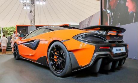 世界顶级跑车震撼来袭 速度与激情的完美结合