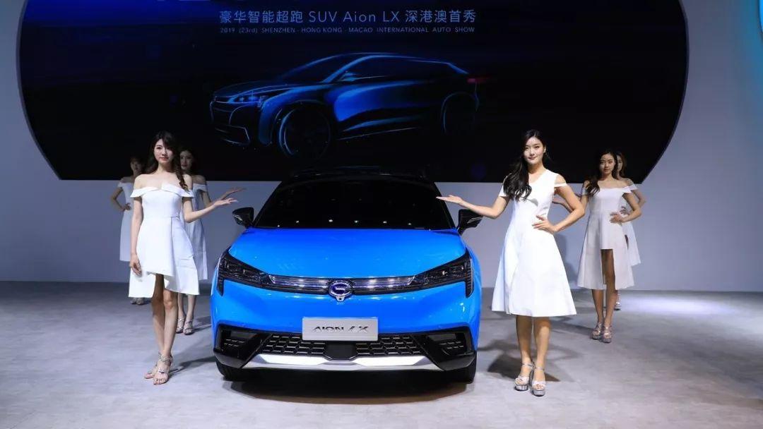 上市一个月销量五万台 广汽新能源深圳车展交答卷