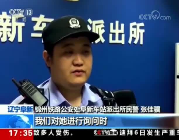 辽宁阜新:持假证购优惠票 女子被拘