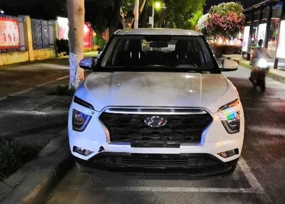 全新一代现代ix25实车现身!外观全面升级 1.4T榨出130马力配6AT