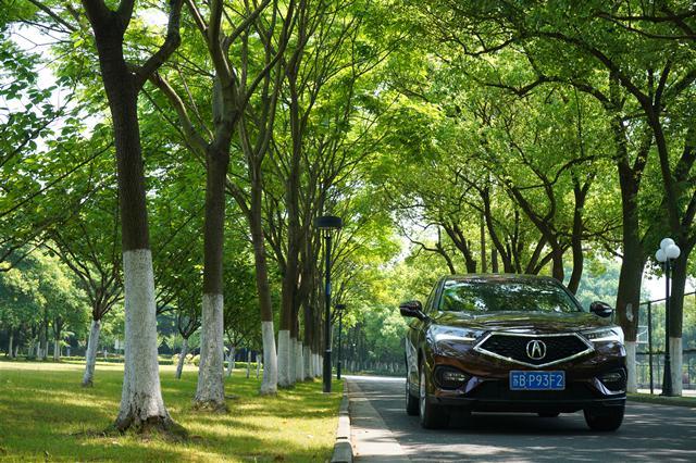 不出城即可享受慢生活 端午节闺蜜驾广汽Acura CDX城郊游