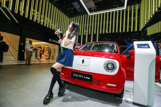 欧拉R1和比亚迪e1,国产精品小车哪家强?