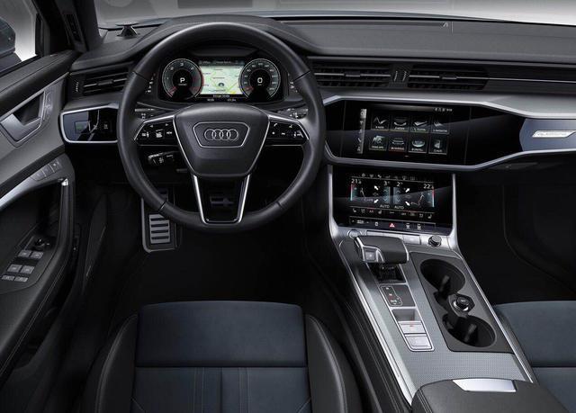 全新奥迪A6 allroad车型官图发布