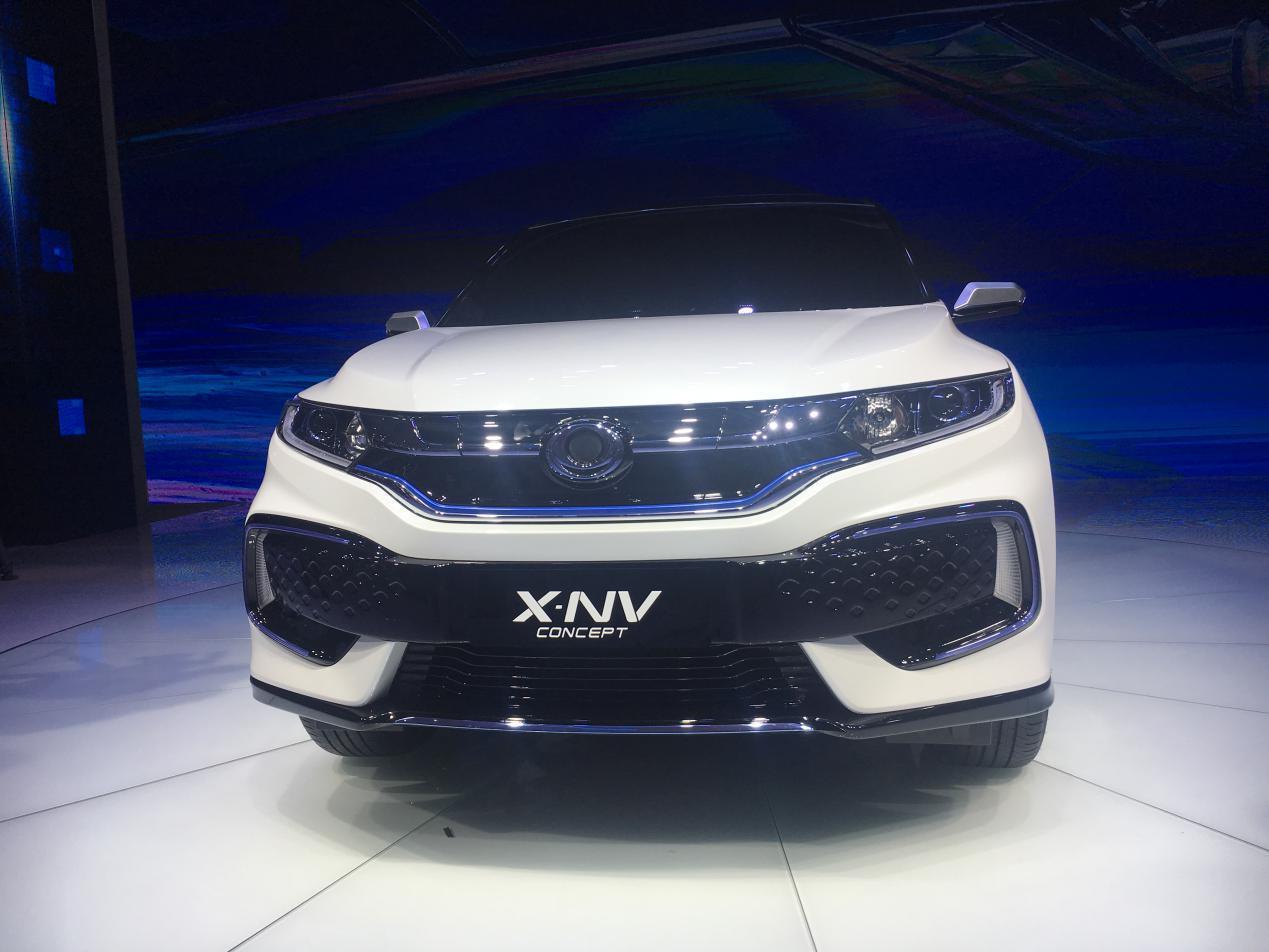 东风本田思铭X-NV量产版将于2019年年内发布并上市