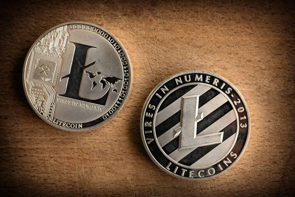莱特币价格突破125美元,达到一年内最高水平