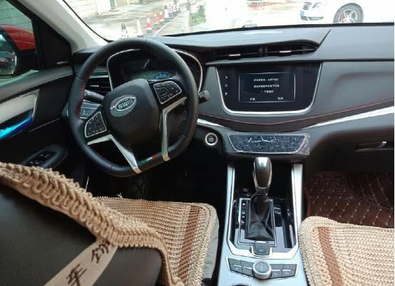 买哈弗H6还不如买它,卖国产车的价格,品牌和质量却是合资货