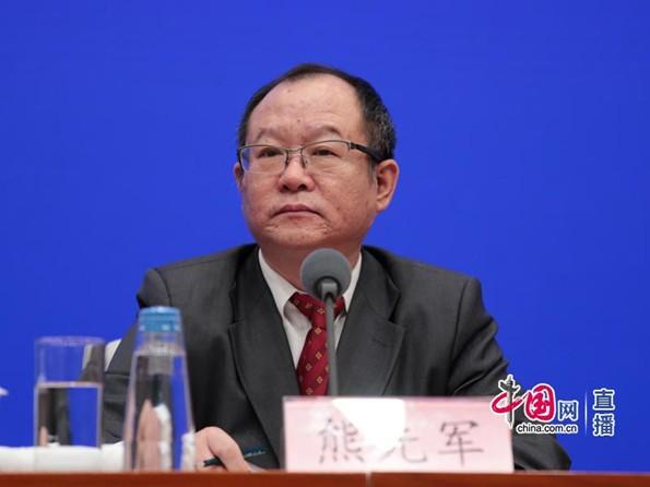 國家衛生健康委員會醫保局醫藥服務管理司司長熊先軍