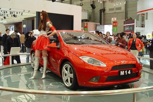 谁说中国没有自己的跑车,只是大多不忍直视罢了