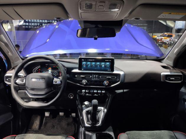 联手PSA定位全球市场 长安凯程大皮卡F70首秀