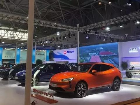 「重庆车展•盘点」国五车型降价猛,新能源品牌看点足