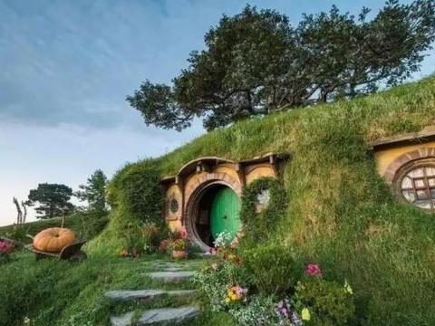 莫干山,不只有茶园,这里竟然还有霍比特人的小屋