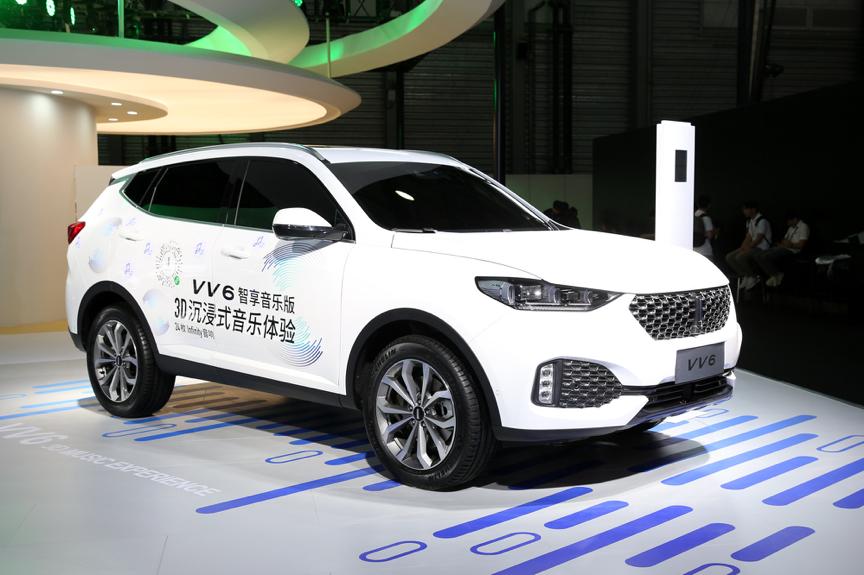 长城:2020年9月量产5G车型 | CES Asia
