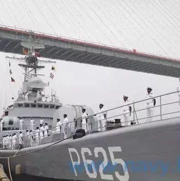 简氏:斯里兰卡接收中国护卫舰 将用于海上巡逻搜救
