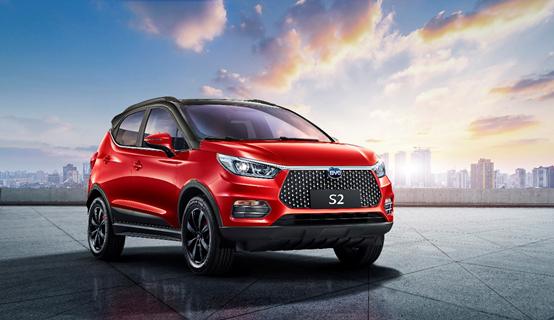 比亚迪e系列首款SUV S2将在6月17日上市