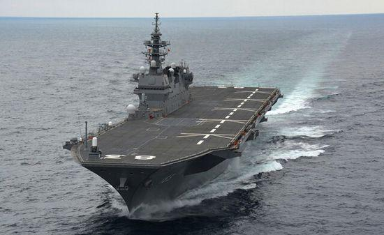 改装准航母才不是日本的当务之急!