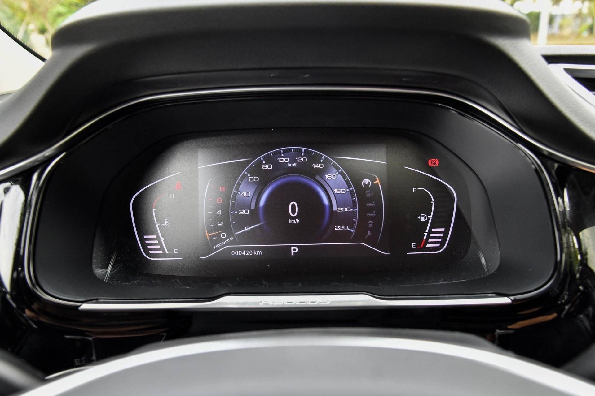 9万起高配12万超哈弗,10.25寸液晶触控,车主评分远超GS5