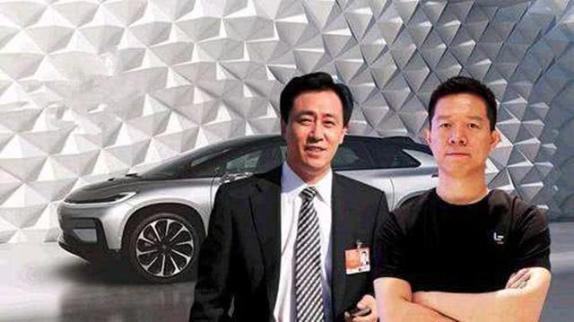贾跃亭怎么看?许家印再投1600亿造车,足够FF91量产8次了