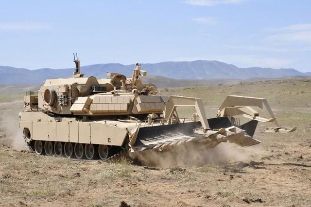 美国研发出了一种钢铁怪兽来执行最艰难的任务
