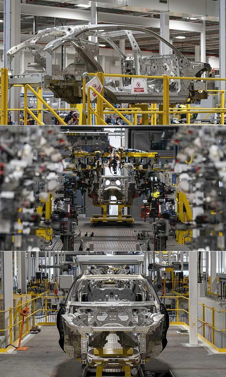 又一款高级别SUV准备上市,新工厂完工,瞄准土豪口袋