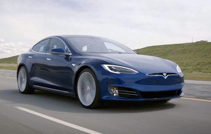 8月推出,续航达595km,特斯拉Model S最新消息