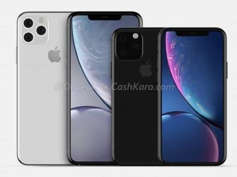 iPhone XI新消息汇总:一体式玻璃背板设计 升级三摄