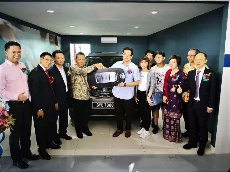 吉利盘活宝腾,中国汽车迈入新输出时代